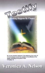Testify, Nothing Happens By Chance PDF