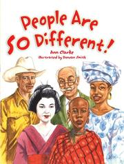 People Are So Different! PDF