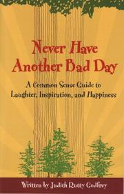 Never Have Another Bad Day PDF