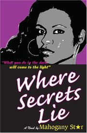 Where Secrets Lie PDF