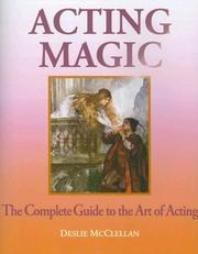 ACTING MAGIC PDF