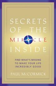 Secrets of the Miracle Inside PDF