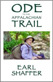 Ode to the Appalachian Trail PDF