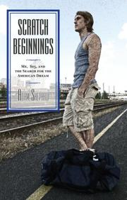 Scratch Beginnings by Adam Shepard