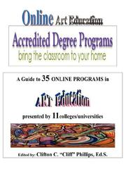 Online Art Education Programs PDF