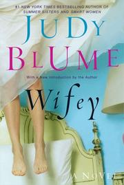 Wifey by Judy Blume