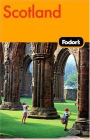Fodors Scotland, 21st Edition