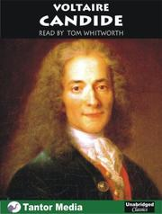Cover of: Candide (Unabridged Classics) by Voltaire