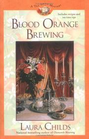 Blood Orange Brewing (Tea Shop Mystery)