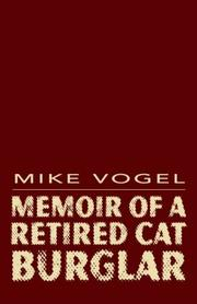 Memoir of a Retired Cat Burglar PDF