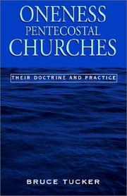 Oneness Pentecostal Churches PDF