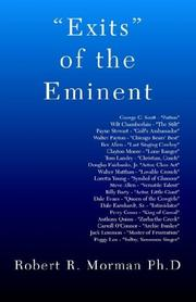 Exits of the Eminent PDF