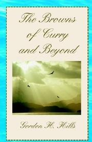 The Browns of Curry and Beyond PDF