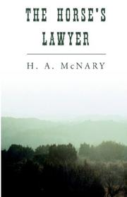 The Horse's Lawyer PDF