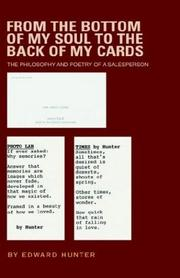 From the Bottom of My Soul to the Back of My Cards PDF