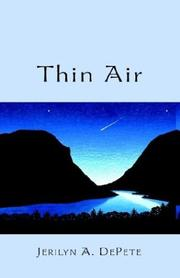 Thin Air PDF