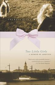 Two little girls by Theresa Reid