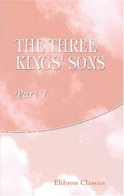 The Three King's Sons PDF