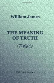 The Meaning of Truth PDF