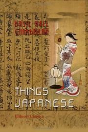 Things Japanese PDF