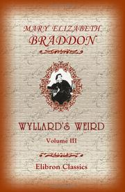 Cover of: Wyllard's Weird by Mary Elizabeth Braddon