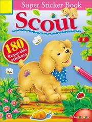 Scout Super Sticker Book PDF