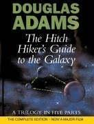 Cover of: The Hitch Hiker&#39;s Guide to the Galaxy by Douglas Adams