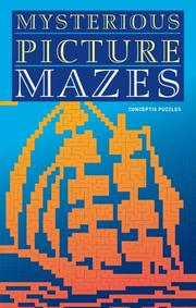 Mysterious Picture Mazes PDF