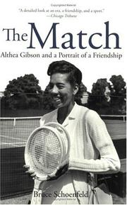 The Match by Bruce Schoenfeld