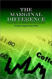The Marginal Difference PDF