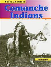 Comanche Indians (Native Americans) PDF