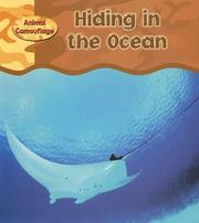 Hiding in the Ocean (Animal Camouflage) PDF