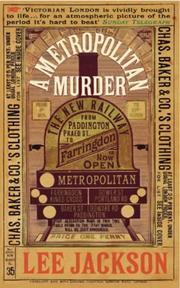 A Metropolitan Murder PDF
