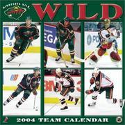Minnesota Wild 2004 16-month wall calendar PDF