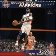 Golden State Warriors 2007 Calendar