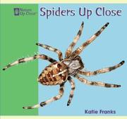 Spiders Up Close (Nature Up Close) PDF