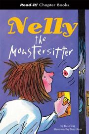 Nelly the Monster Sitter by Kes Gray