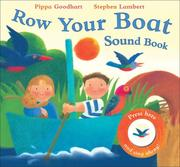 Row Your Boat Sound Book PDF