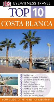 Cover of: Costa Blanca