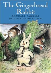 Cover of: The Gingerbread Rabbit by Randall Jarrell