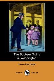 The Bobbsey Twins in Washington PDF