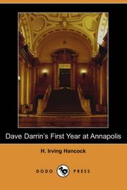 Dave Darrins First Year at Annapolis