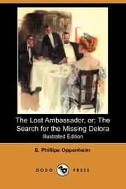 The Lost Ambassador or the Search for the Missing Delora PDF