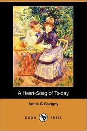 A Heart-Song of To-Day PDF