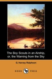 Boy Scouts in an Airship Or, the Warning from the Sky PDF