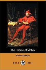 The Shame of Motley PDF