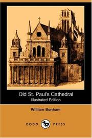 Old St. Paul's Cathedral by William Benham
