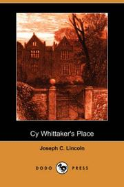 Cy Whittaker's Place PDF