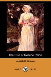 The Rise of Roscoe Paine PDF