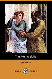 Cover of: The Memorabilia (Dodo Press) by Xenophon